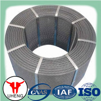 low relaxation high tensile 7 wire steel strand