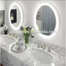 Contemporary Design Bathroom Accessory Lighted Dressing Room Mirror