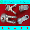 Hot dip galvanized cable socket clevis power line hardware fittings / cable hardware