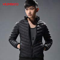 Hot sale latest men thin waterproof winter heated coat breathable heating jacket
