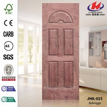 JHK-015 High Quality Slot Door Popular India N-Rosewood MDF Materail Sheet