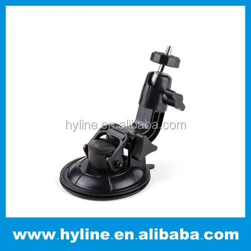 Hot sale Nice design Camera Mount for Gopros Heros Sport Camcorder New Car Windshield Glass Suction Cup Hot gopros head strap