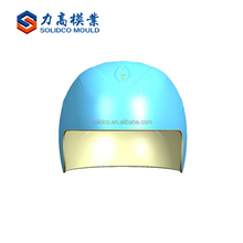 China Manufacture Wholesale Factory Direct Industrial Safety Helmet Mould Electric Bike Helmet Plastic Mould Manufacturing