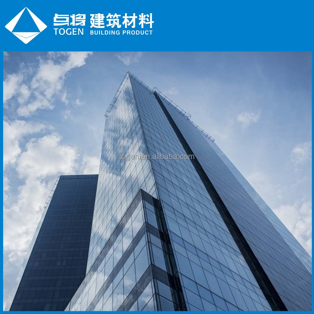 Customized Design of Insulated Glass Curtain Wall