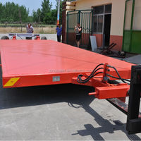 Heavy Equipment Transport Trailer