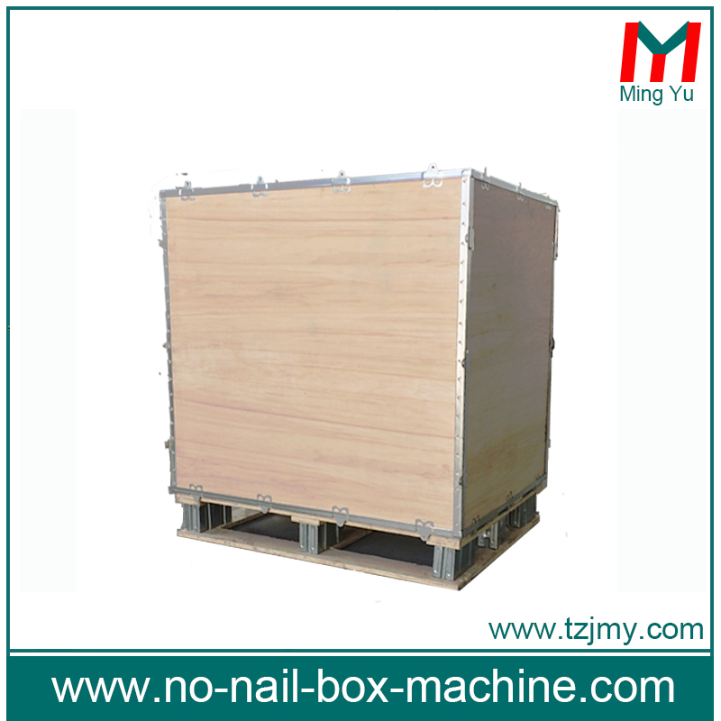 china manufacturer wooden cargo boxes