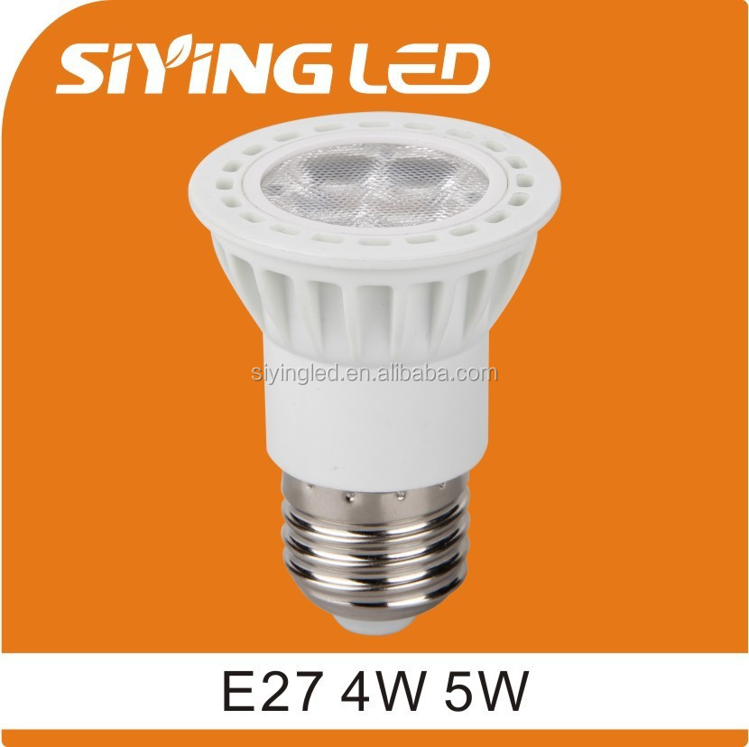 new 230V CE&ROHS 5w e27 2015 led lamp