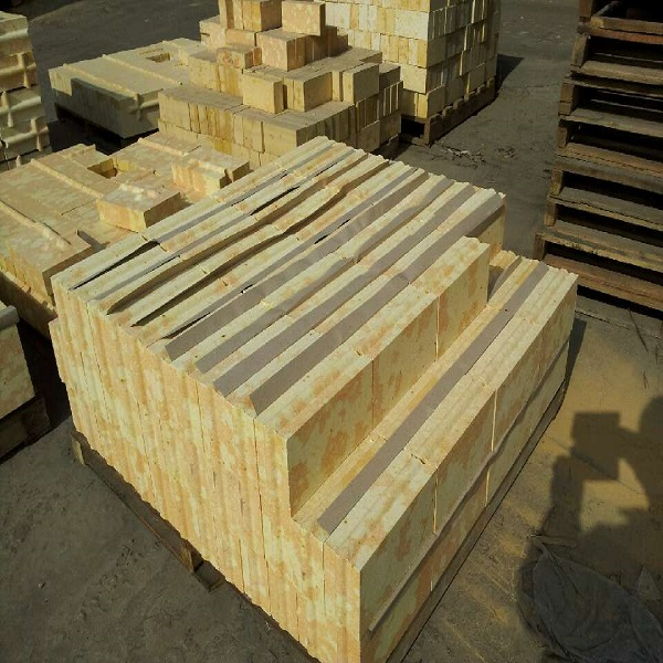 Coke Oven / Glass Kiln Refractory Products Industrial Silica Brick