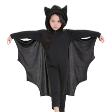 Children Movie Bat Man Cosplay Clothes Party Outfits Halloween Costumes For Kids