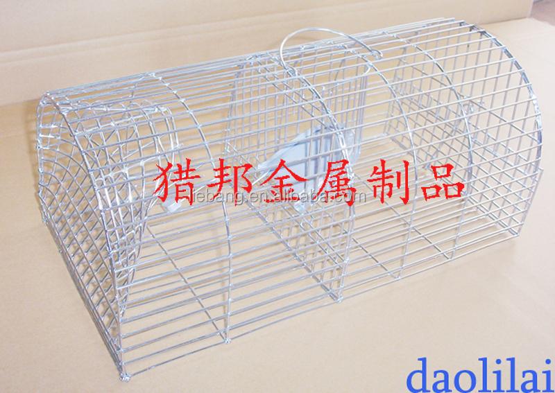 Humane dier val kooi voor ratten en muizen multi en grote val ongediertebestrijding product - Kooi trap ...