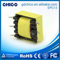 EPC13-01 High reliability for DC - DC converter isolation transformer