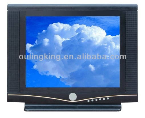 China crt tv 14 to 34 inch normal or ultra slim flat tv