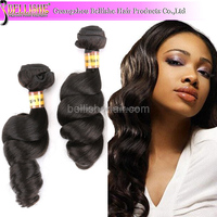 Best price Dubai list of gray kinky free weave hair packs human hair weaving expression hair extensions