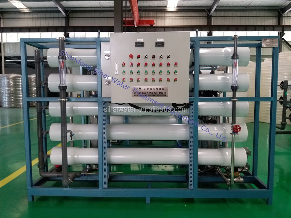 factory customised RO water treatment purifying/purification equipment/system