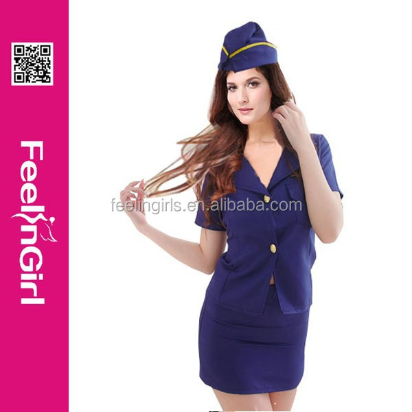 Halloween sexy police women costume adult cheap sailor girl costume