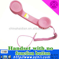 RJ11 head phone headset accessories for computer and Telephone