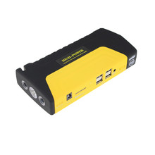 DOXIN 16800mah Power Bank Emergency Auto Battery Booster jump starter with 4 USB