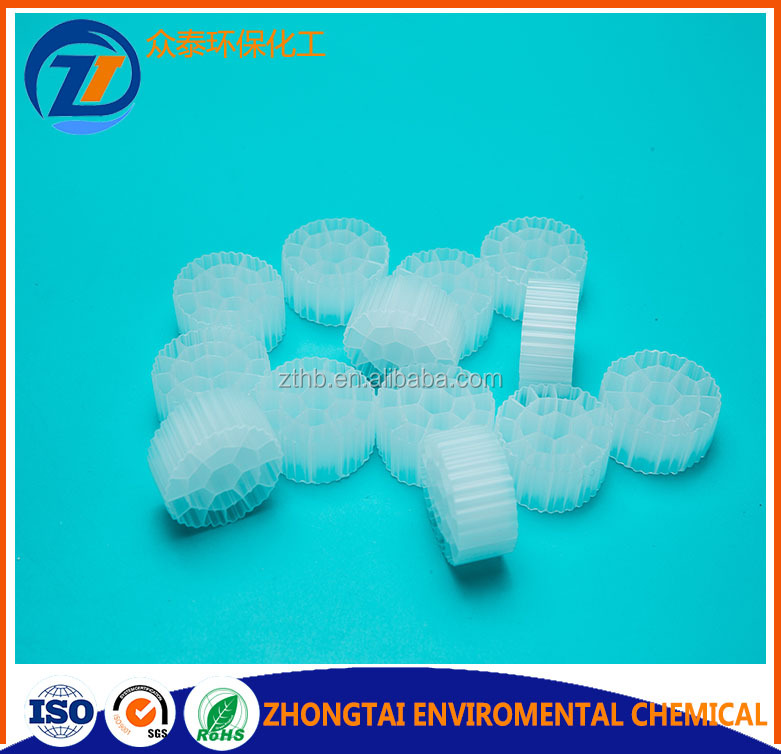 MBBR bio carrier , MBBR filter media used for water treatment