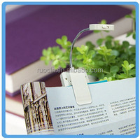 2015 New Supply solar led reading light bedroom reading light solar clip led reading light