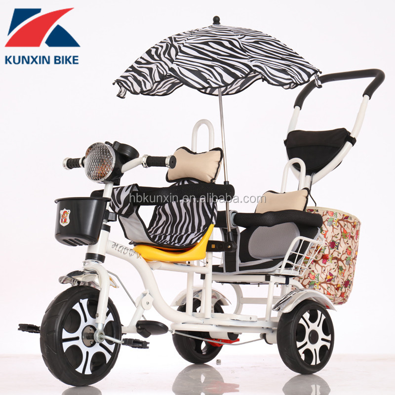 Hope brand twin baby stroller type double umbrella stroller for twins