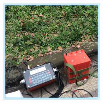 Best Selling Geophysical Resistivity Meter and Geophysical Resistivity Instrument and Underground Water Detector in 500M
