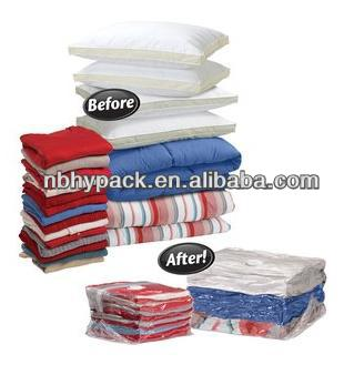 good quality clothing cube vacuum seal storage bag