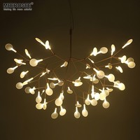 New Product Modern LED Chandelier China LED Pendant Light Fixtures over Kitchen Island MD83003