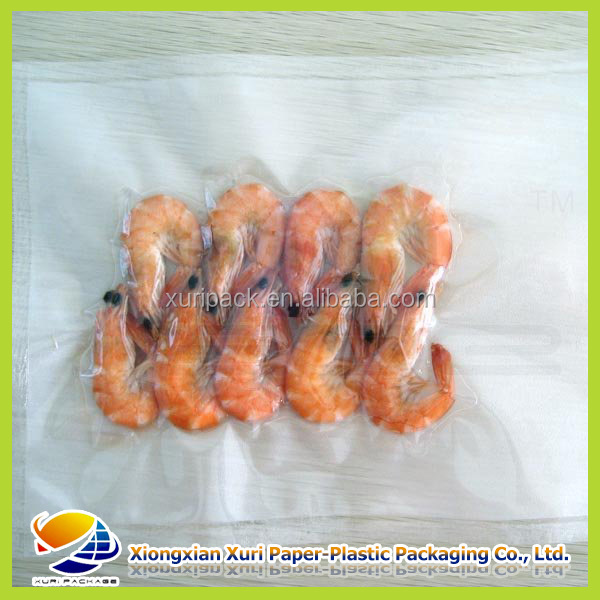 High barrier retort food bag for cooked food packaging