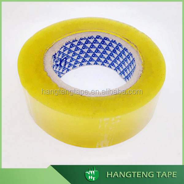 Hot sale Acrylic adhesive office use stationery bopp packing carton tape