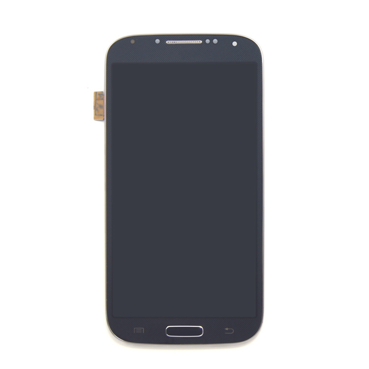 China supplier clone lcd digitizer for samsung galaxy s4,for samsung galaxy s4 i9500 lcd screen assembly
