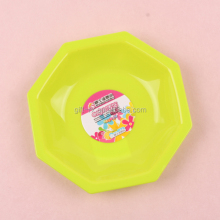 customized polygon shape plastic tray