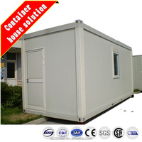 Comfortable house side door container