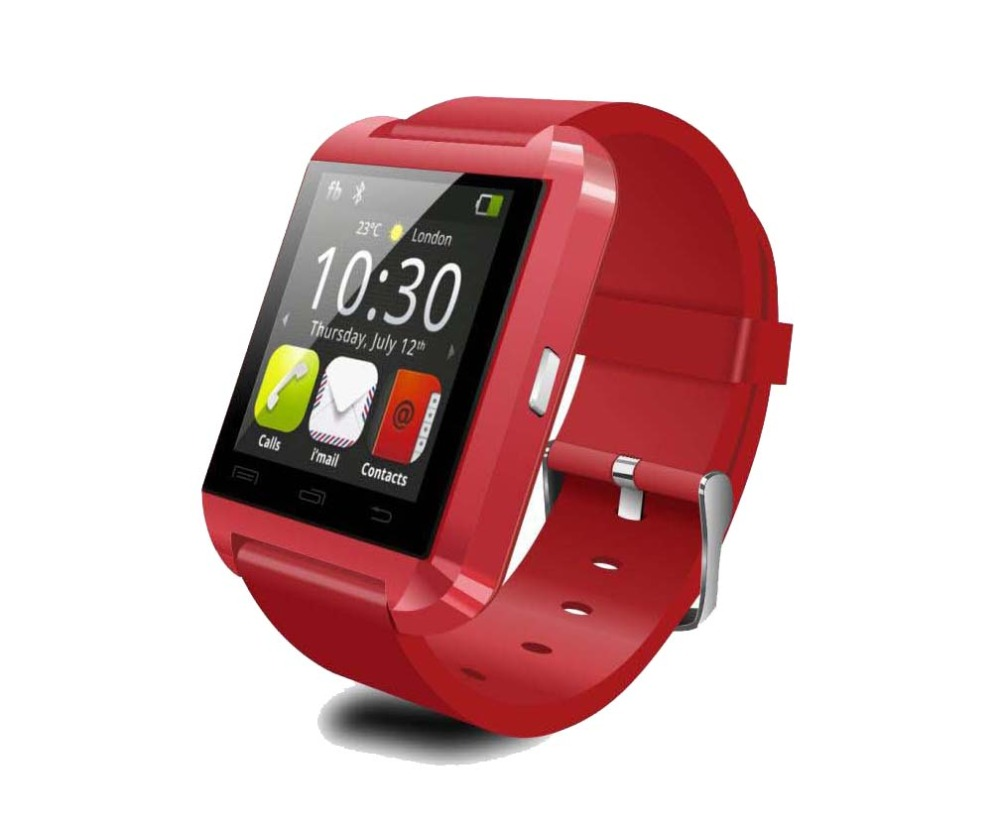Free sample U8 Bluetooth Smart Watch Phone For Android&IOS Wrist watch