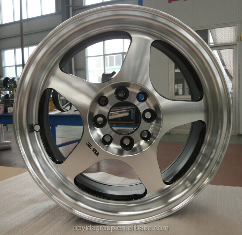 Hot sale brand replica ,aftermarket car alloy wheels ,aluminum wheels 4