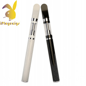 0.3ml Ceramic Tip Cbd Oil Vape Disposable Cbd Glass Tank 500puffs 510 Thread Vaporizer Pen