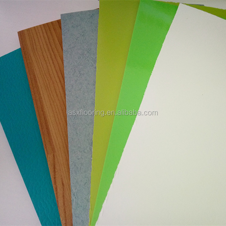 Good quality luxurious colorful dance vinyl floor and weeding pvc floor