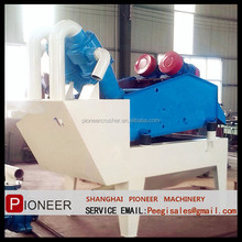 Good quality fine sand recovery recycling machine with ISO CE