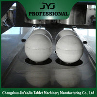 Manufacturing Machine For Bath Balls With High Efficiency