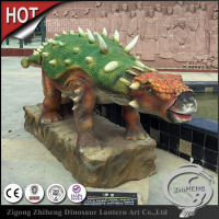 Artificial Crafts dinosaur toy for children Playground equipment