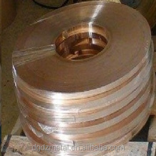 1/2H,H hardness DIN, EN, ISO standard c17200 copper coil 0.3mm thickness beryllium copper