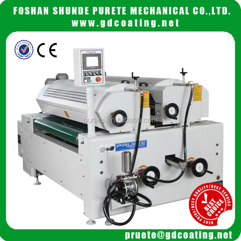 wood painting /paint/applicator/varnishing/coating machine in China