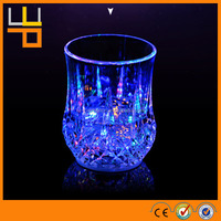 Promotional Color Changing Plastic LED Glass