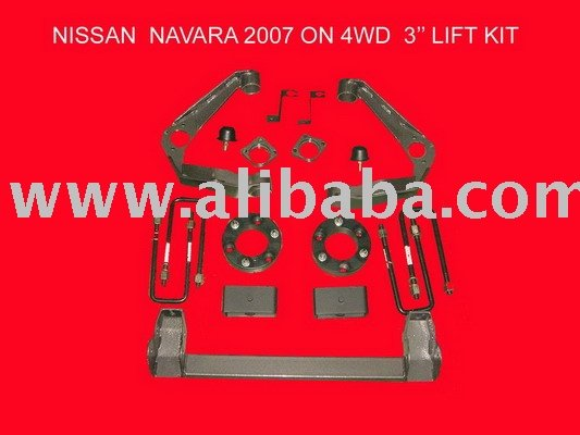 NAARA07 2007 ON 3'' LIFTKIT