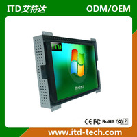 10 inch open frame lcd monitor