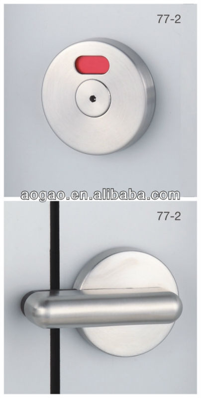 manufacturer stainless steel toilet cubicles lock