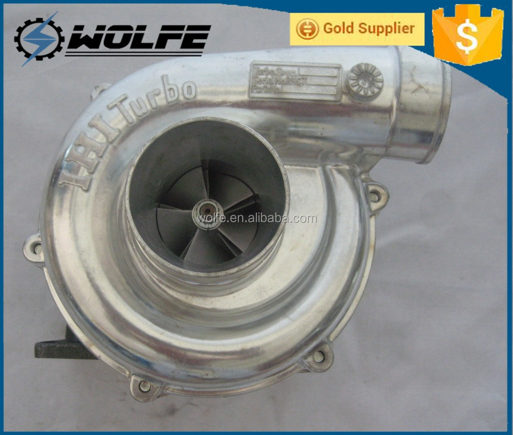 Turbocharger RHC7 114400-2100 24100-1860 for HITACHI with EX200-1 6BD1 engine turbo spare parts