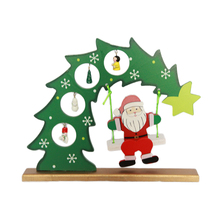 FQ brand wholesale product family table ornament decoration christmas