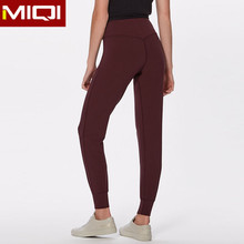 Hot sale high waist yoga pants wholesale fitness gym jogging pants running jogger sweat pants for womens