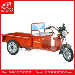 Special 48V20AH Battery Rear Differential cargo Electric trike with Pedal