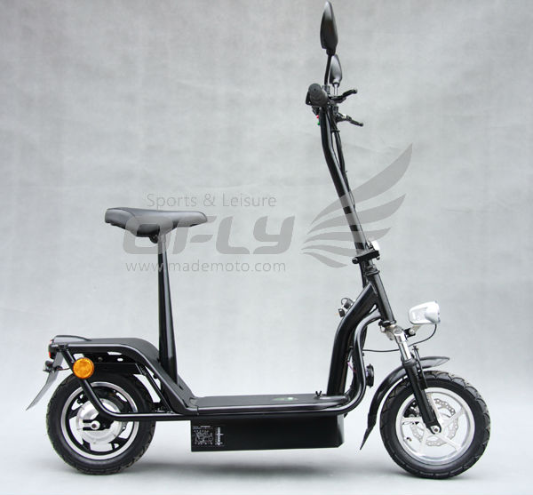 Best Selling EEC Type cheap 350W folding second hand scooters
